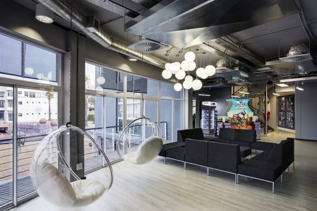 Red Bull - Cape Town Headquarters - Office Snapshots (7844)