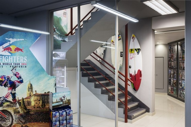 Red Bull - Cape Town Headquarters - Office Snapshots (7845)