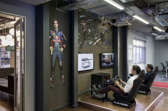 Red Bull - Cape Town Headquarters - Office Snapshots (7856)