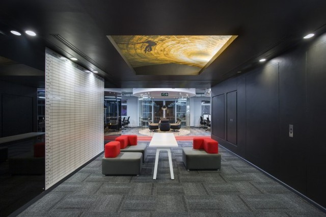 Red Bull - Cape Town Headquarters - Office Snapshots (7859)