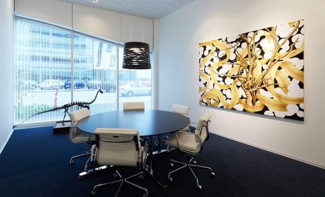 Inside Saxo Bank's Art-filled Headquarters - Office Snapshots (7936)