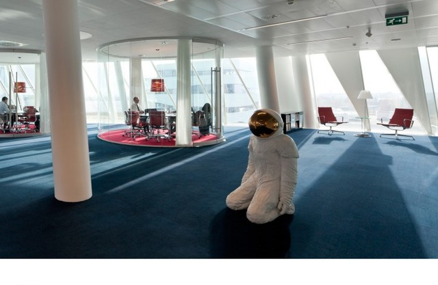 Inside Saxo Bank's Art-filled Headquarters - Office Snapshots (7940)