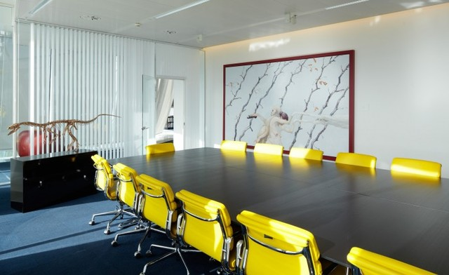Inside Saxo Bank's Art-filled Headquarters - Office Snapshots (7946)