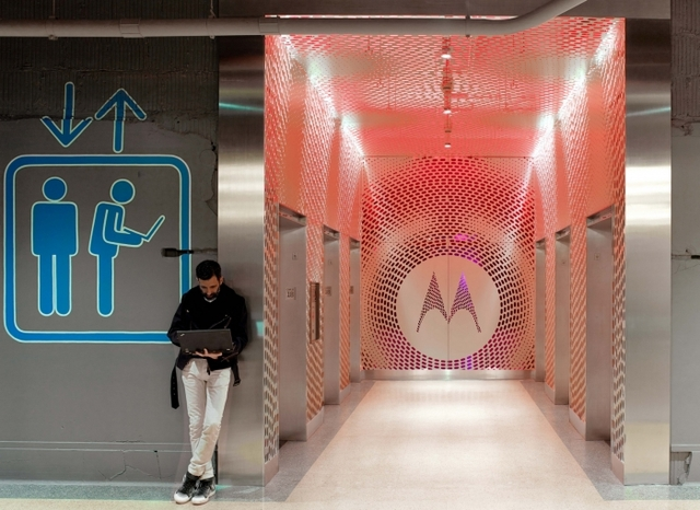 Motorola Mobility - Chicago Offices - Office Snapshots (8003)
