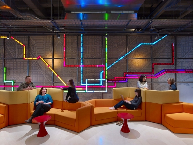 Motorola Mobility - Chicago Offices - Office Snapshots (8004)