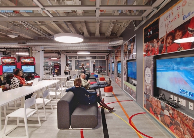 Motorola Mobility - Chicago Offices - Office Snapshots (8010)