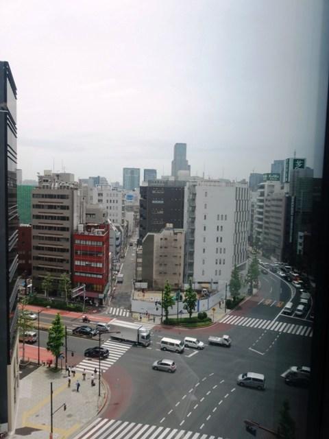 相鉄万世橋ビルからの眺望