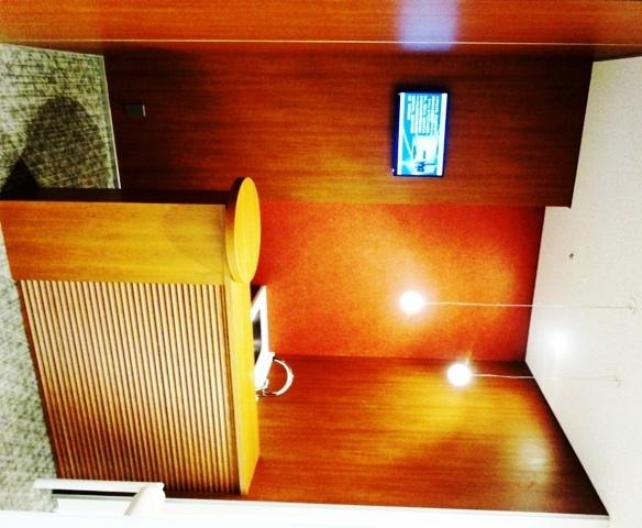 京橋MIDビルのリラックススペース