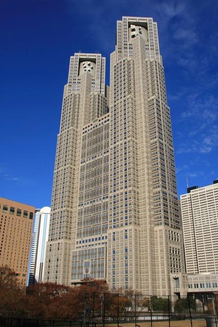 東京都庁第一本庁舎 (9892)