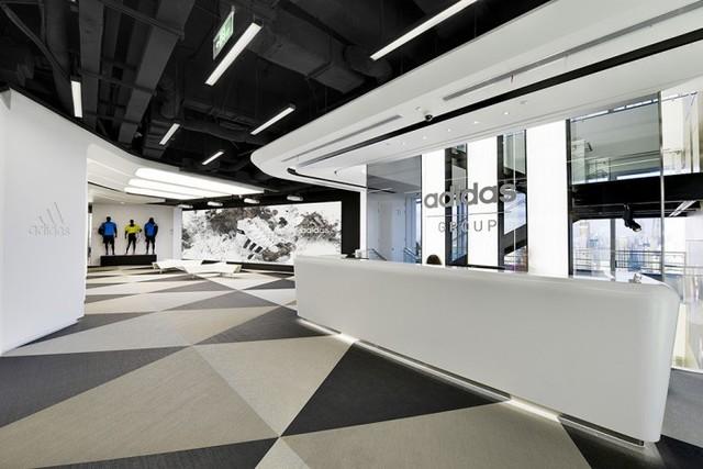 Inside Adidas' Shanghai, Athletic-Inspired Headquarters (10563)