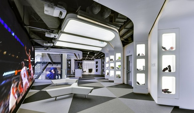 Inside Adidas' Shanghai, Athletic-Inspired Headquarters (10564)