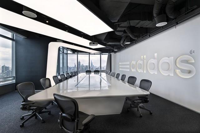 Inside Adidas' Shanghai, Athletic-Inspired Headquarters (10566)