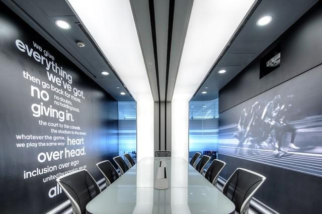 Inside Adidas' Shanghai, Athletic-Inspired Headquarters (10568)
