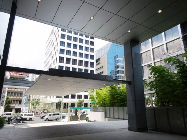 南青山ブライトスクエア 玄関
