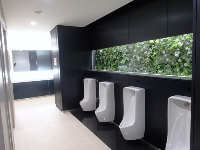 テラススクエアのトイレ