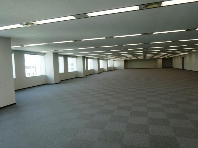 品川シーサイドパークタワーのオフィスフロア