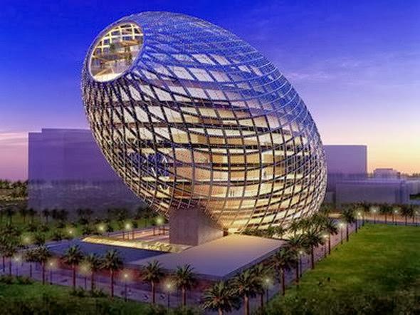 Top 10 incredible buildings (10939)