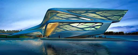 Top 10 incredible buildings (10942)