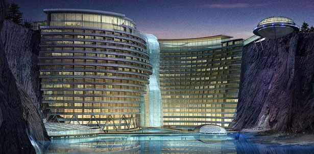 Stunning SongJiang Hotel Project (10960)
