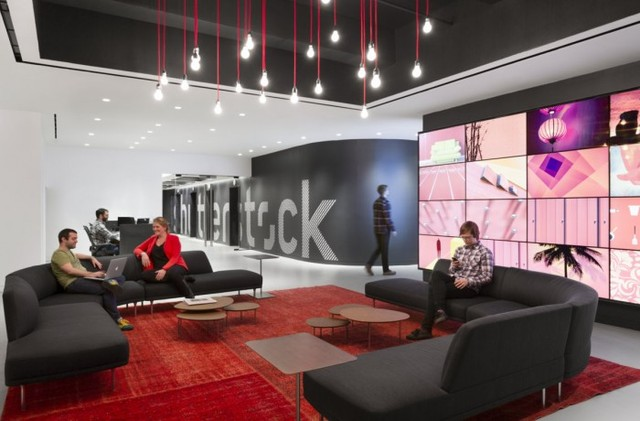 Inside Shutterstock's New Empire State Building Offices (11017)