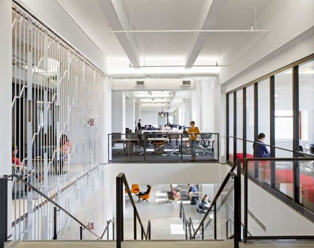 Inside Shutterstock's New Empire State Building Offices (11020)