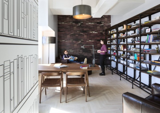 Inside Shutterstock's New Empire State Building Offices (11022)