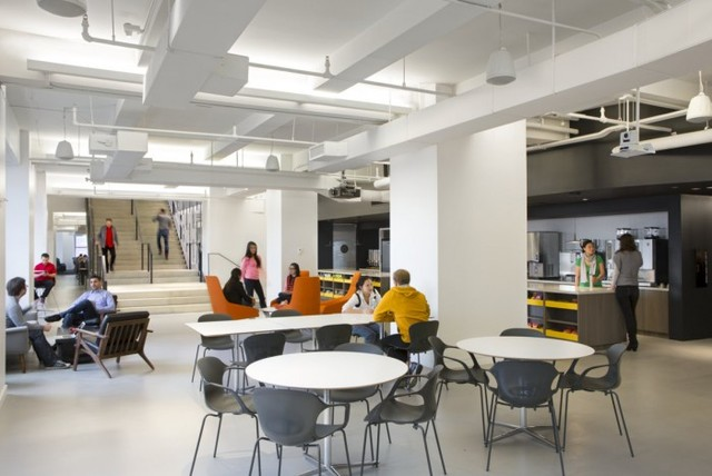 Inside Shutterstock's New Empire State Building Offices (11023)
