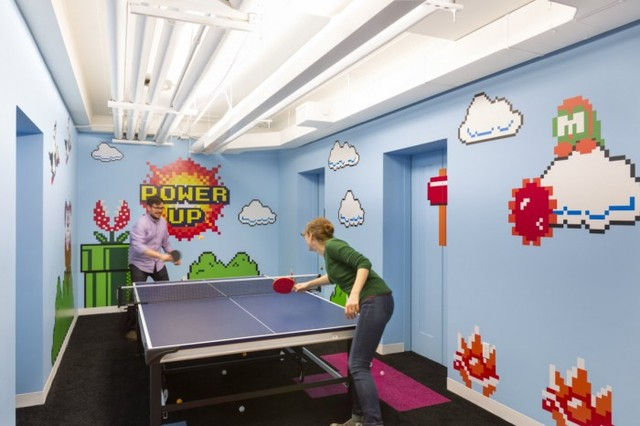Inside Shutterstock's New Empire State Building Offices (11024)