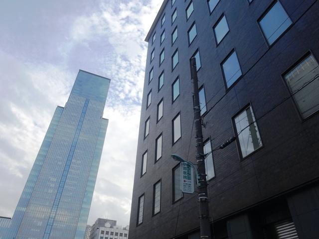 近三ビルは日本橋室町の中心地