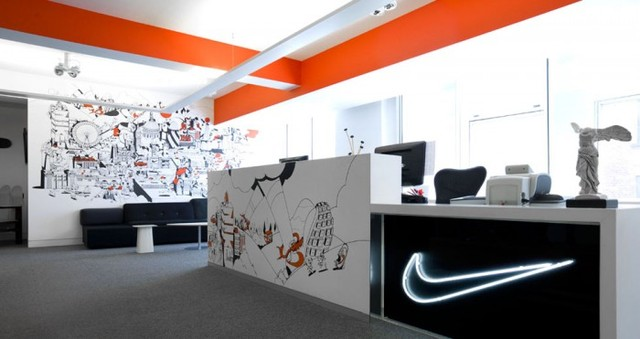 Inside Nike's London Offices - Office Snapshots (11124)