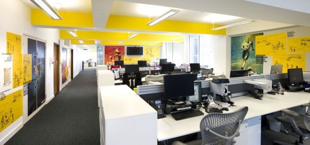 Inside Nike's London Offices - Office Snapshots (11125)