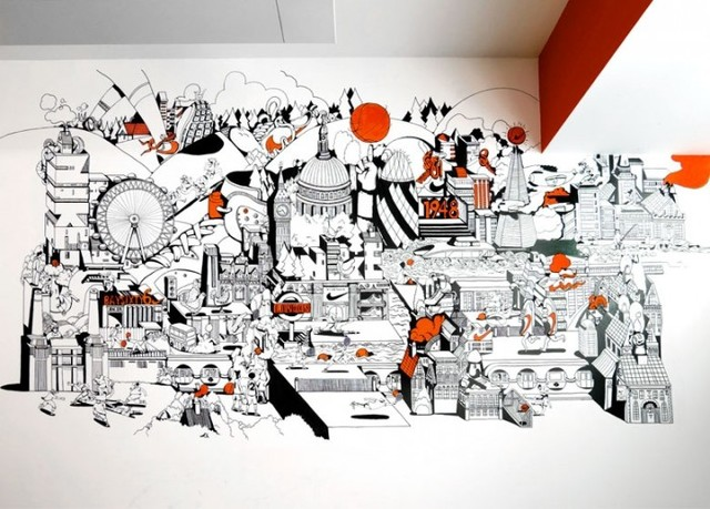 Inside Nike's London Offices - Office Snapshots (11127)