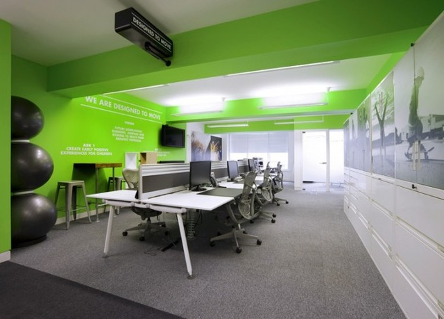 Inside Nike's London Offices - Office Snapshots (11128)
