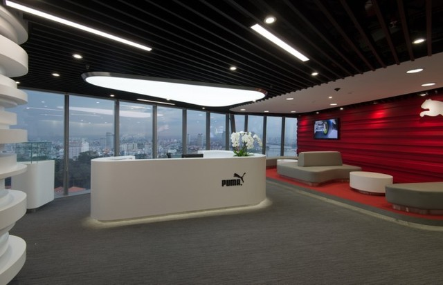 PUMA's Ho Chi Minh City Offices / ADP Architects - Office Snapshots (11131)