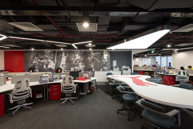 PUMA's Ho Chi Minh City Offices / ADP Architects - Office Snapshots (11132)