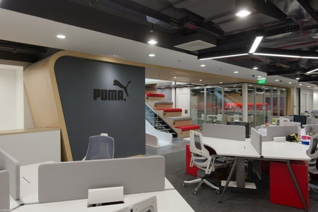 PUMA's Ho Chi Minh City Offices / ADP Architects - Office Snapshots (11133)