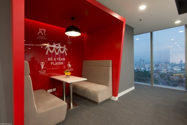 PUMA's Ho Chi Minh City Offices / ADP Architects - Office Snapshots (11134)