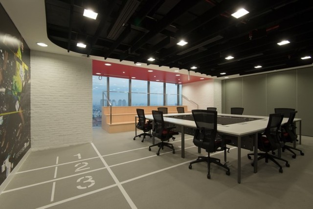 PUMA's Ho Chi Minh City Offices / ADP Architects - Office Snapshots (11135)