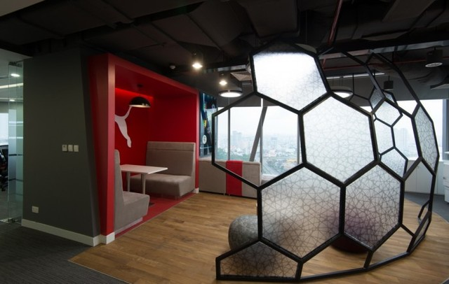 PUMA's Ho Chi Minh City Offices / ADP Architects - Office Snapshots (11136)