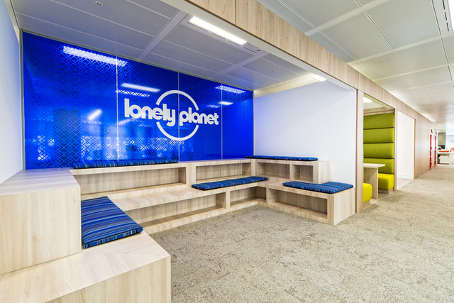 Lonely Planet - London Offices - Office Snapshots (11228)