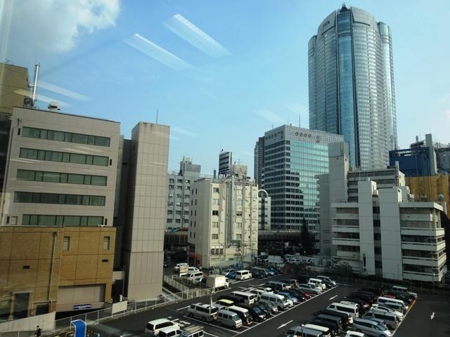 セントラム六本木ビルからの眺望①
