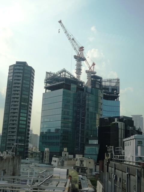 セントラム六本木ビルからの眺望②