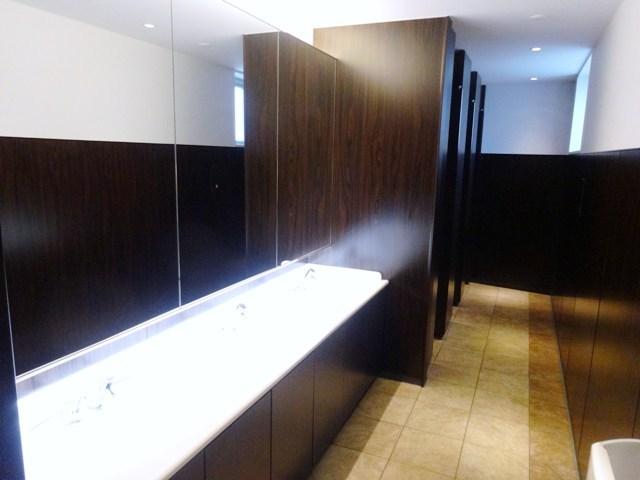 セントラム六本木ビルのトイレ