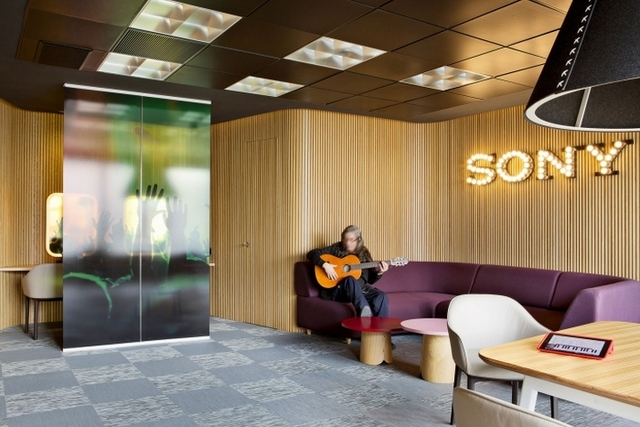 Sony Music Offices (11399)