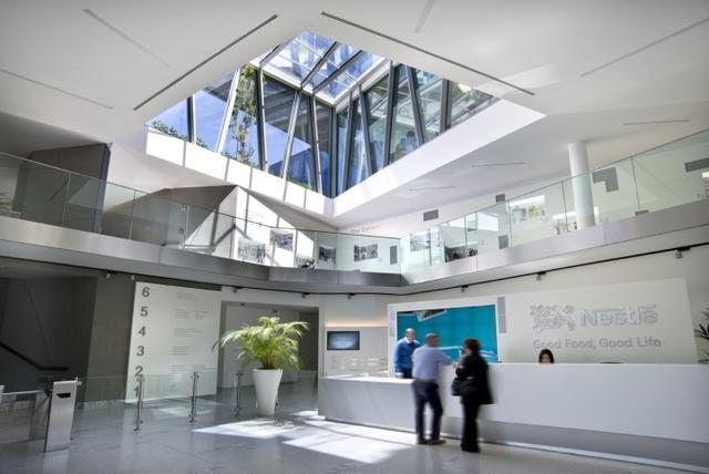 Nestlé office (11556)