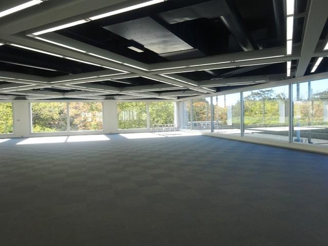 MG白金台ビル オフィスフロア