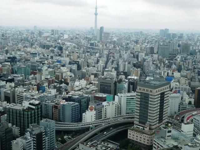 東京日本橋タワー 眺望