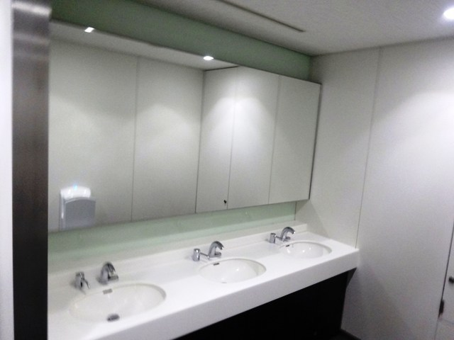 岸本ビルディング トイレ