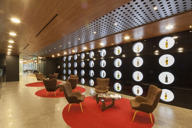Diageo Offices by SCA Design, Singapore »  Retail Design Blog (11946)