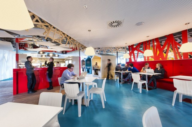 Inside The Epic Google Dublin Campus - Office Snapshots (12262)